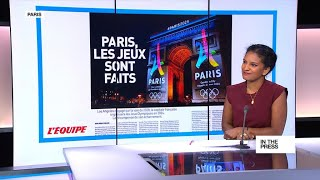 Paris 2024 Olympics: 'This time, it's ours!'