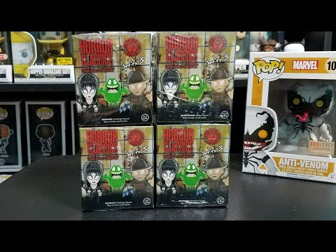 Horror Classic Mystery Mini  x4.. part 1?!