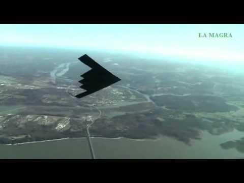 B-2 Spirit heavy strategic bomber - US AIR FORCES