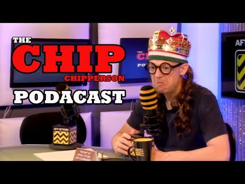 The Chip Chipperson Podacast - 026 - Chipper goes to LaLa Land