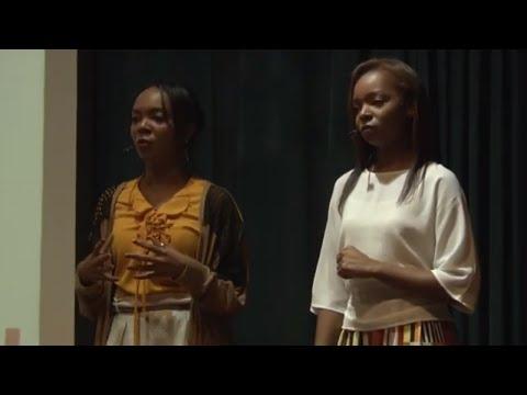 As meninas dos chinelos | Betty e Brenda | TEDxCentroUniversitárioNewtonPaiva