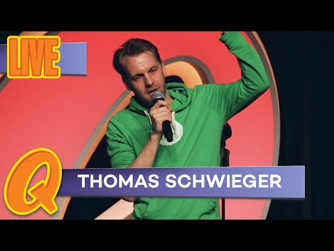 Nachts im Hamburger Hotel | Thomas Schwieger | Quatsch Comedy Club LIVE