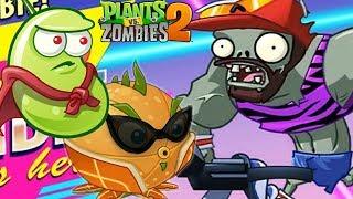 ✔️NO HACK, NO PREMIUM GIẾT ĐƯỢC Cardio Zombie | Plants Vs Zombies 2 | Hoa Quả Nổi Giận 2
