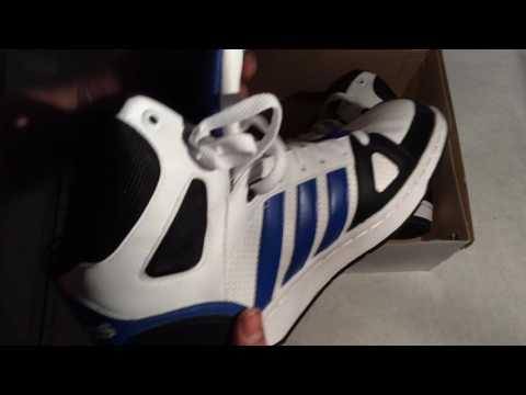 UNBOXING +ADIDAS+NEO+Adidas Hoops Team
