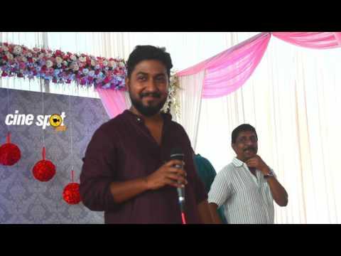 Vineeth Sreenivasan Singing at Dhyan Srennivasan marriage