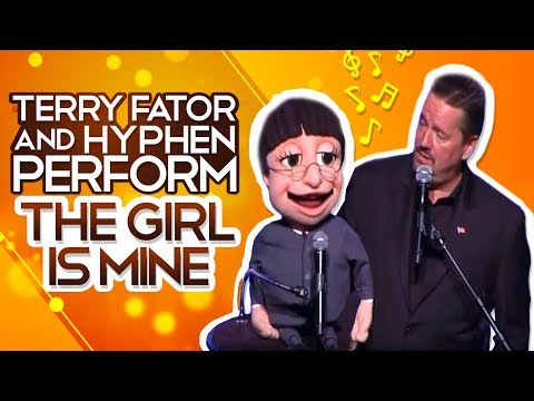 Terry Fator and Hyphen perform The Girl is Mine