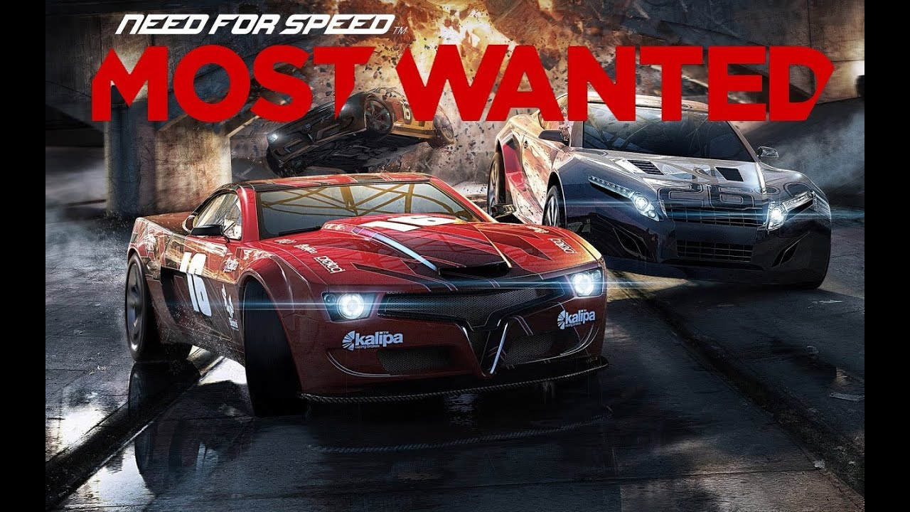 Nfs Most Wanted 2012 Gameplay Pc Gtx 560ssc Youtube
