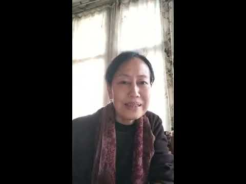 Indian Poet, Novelist and journalist Mamang Dai shares her poetry