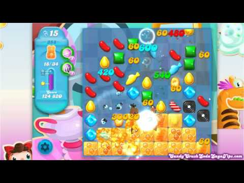 Candy Crush Soda Saga Level 358 No Boosters