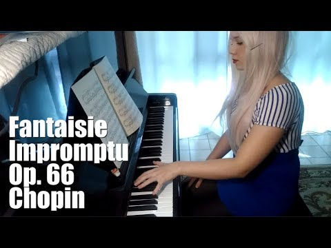Chopin, Fantaisie Impromptu Op.66
