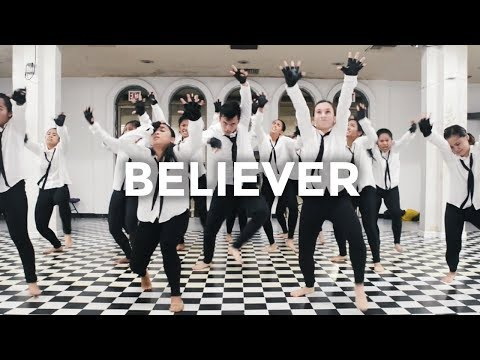 Believer - Imagine Dragons Dance   besperon Choreography