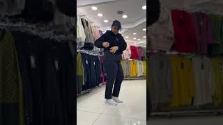 Показ женской одежды больших размеров DARKWIN от DARKMEN Турция Стамбул Опт