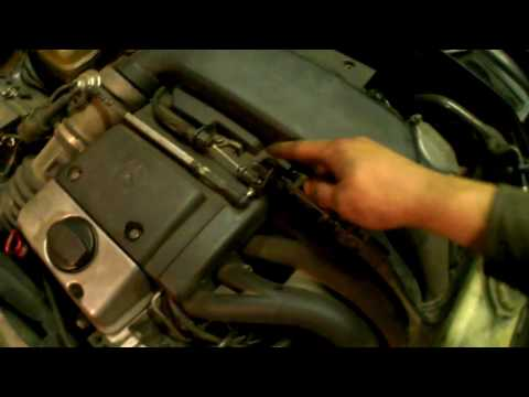 Mercedes Benz W124 W201 Automatic transmission  cable [ Bowden cable ] Adjustment .