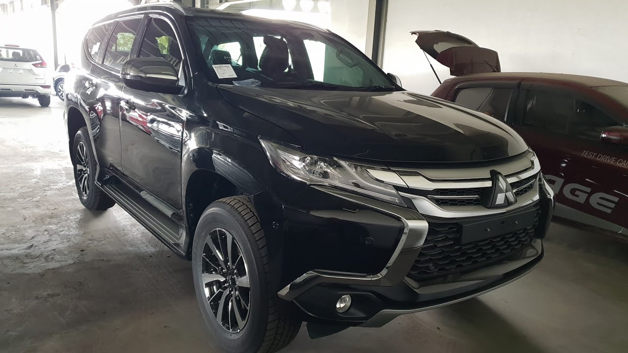 4 X 4 >> In Depth Tour Mitsubishi Pajero Sport Dakar 4x4 Ckd Qe Indonesia