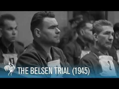 The Belsen Trial Aka Belson Trial (1945)