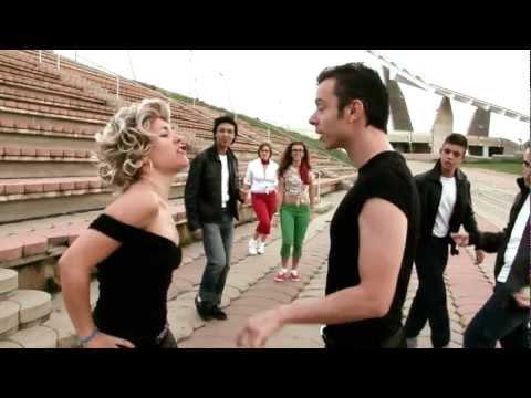 ALCOLOR   DANI Y NÚRIA                              vídeo clip musical