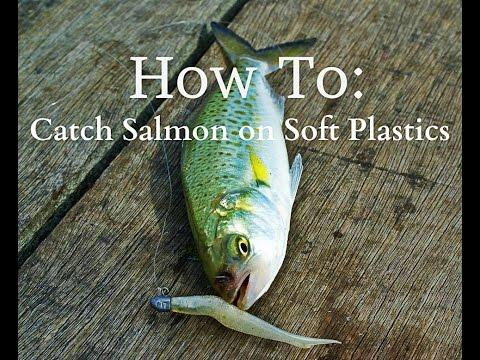 How To: Catch Salmon on Soft Plastics