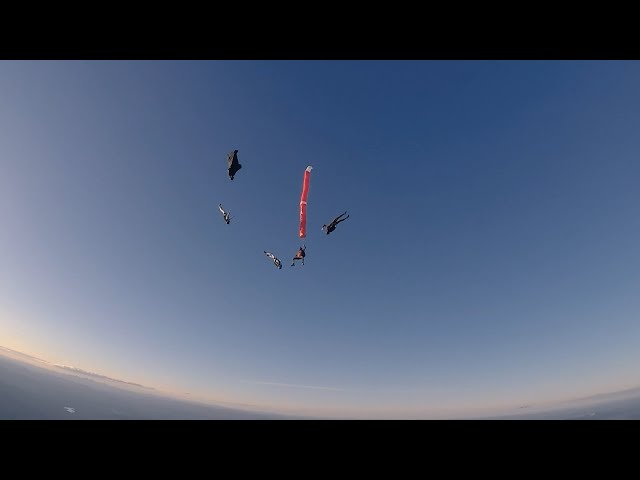Season Video Skydive Oslo 2020