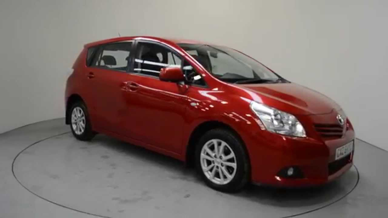 used 2012 toyota verso used cars for sale ni. Black Bedroom Furniture Sets. Home Design Ideas