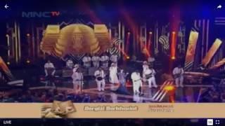 "Zaskia Gotik Dan Rhoma irama ""haram""_(anugrah dangdut Indonesia)"