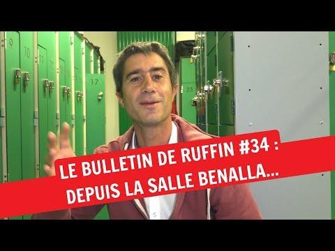 #BDR 34 : LE VESTIAIRE DE BENALLA, ECOLOGIE POPULAIRE, J'AI FAIM & GRANDE PESTE