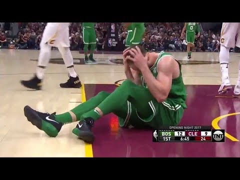 Scary NBA Injuries! 2017-2018 *Bone Pops Out*