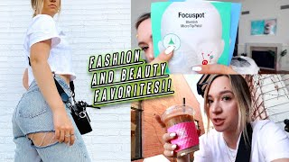 new fashion and beauty favorites i'm loving!! *makeup, denim, skincare ect