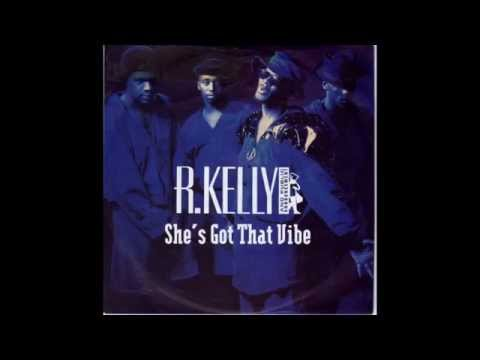 R. Kelly and Public Announcement - She's Got That Vibe (Radio Edit/No Talk) HQ