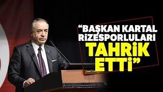 """Mustafa Cengiz: """"Bizim Koridorlarda Ne Yapıyorlar?"""""""