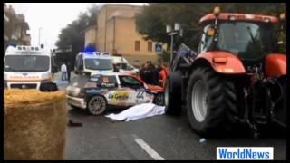 SAN MARINO: Un morto e otto feriti al Rally Legend - VIDEO thumbnail