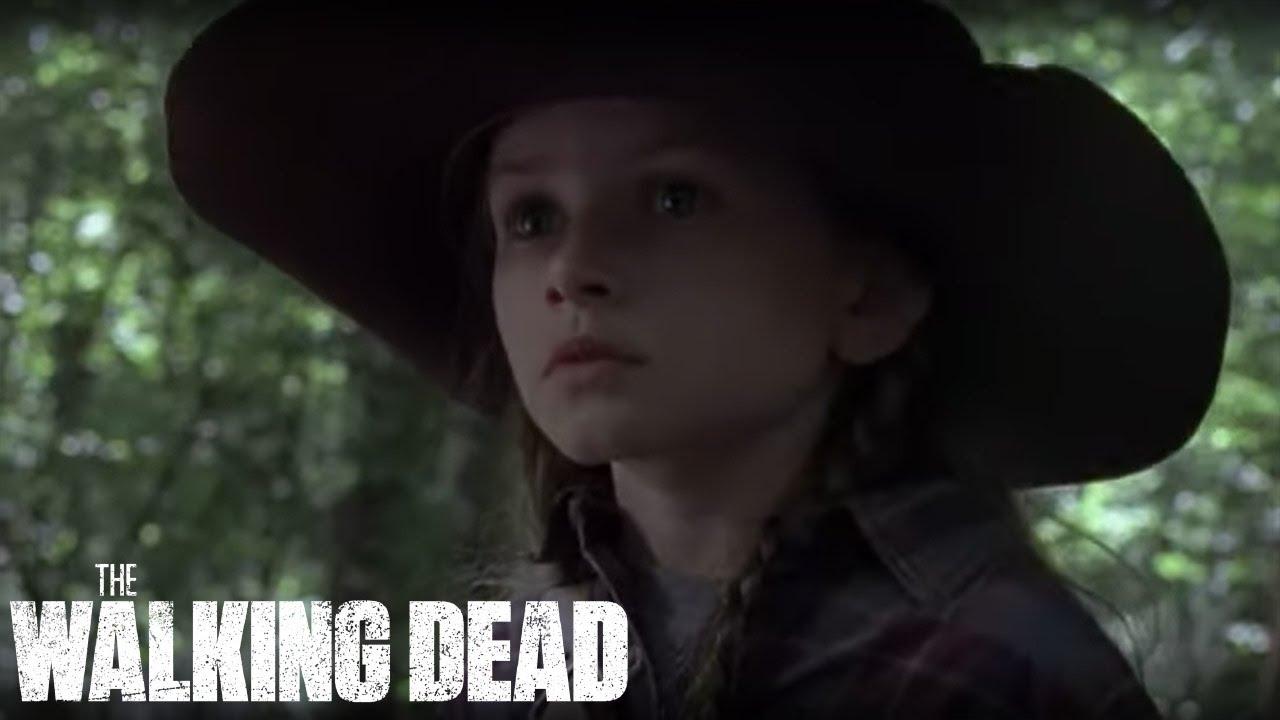 Download Judith Grimes Snipes Walkers Just Like Rick | The Walking Dead Classic Scene Ep. 906