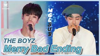 [MGL SUB] THE BOYZ - Merry Bad Ending