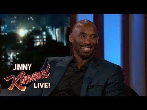 Kobe Bryant Slept with His Basketball