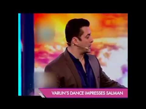 Varun And Salman On Bigg Boss January 8, 2017