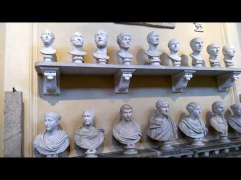 ВАТИКАН! МУЗЕИ! Я В ШОКЕ! ШЕДЕВРЫ КРУГОМ! ПОТРЯСАЮЩЕ! Vatican museums - Awesome!