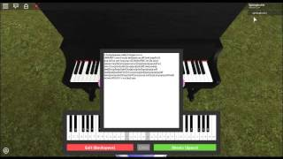 (Roblox Virtual Piano) What You Came For/Sheets