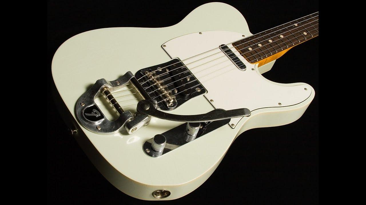 Fender Custom Shop 2012 Namm Telecaster Custom Sn