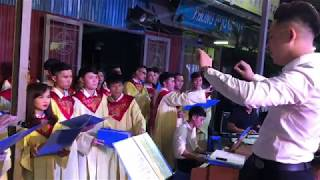 Hiến lễ tình yêu - Ca đoàn Teresa Hài đồng Vinh