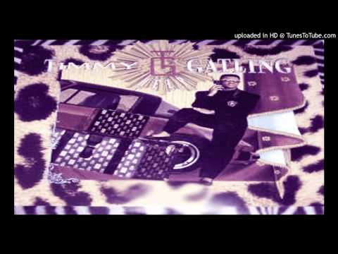 Timmy Gatling - The Sweat Drops [Chopped & Screwed]