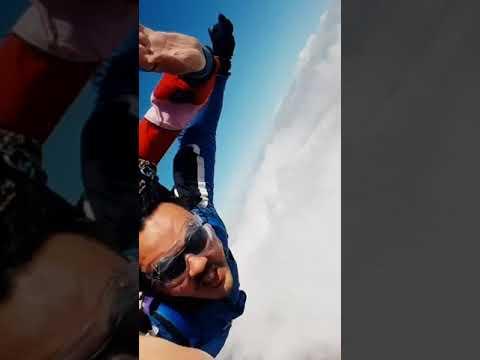 WOHD18 Freefall Jump  !  Le saut de la santé bucco dentaire 20 mars 2018 : Skydive Morocco Nador