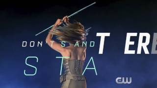 2016 Fall CW Dare To Defy Extended Promo
