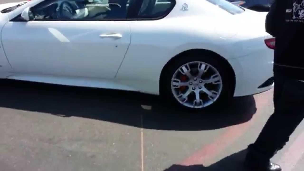 Maserati GRAN TURISMO sold at CARMAX AUCTION - YouTube