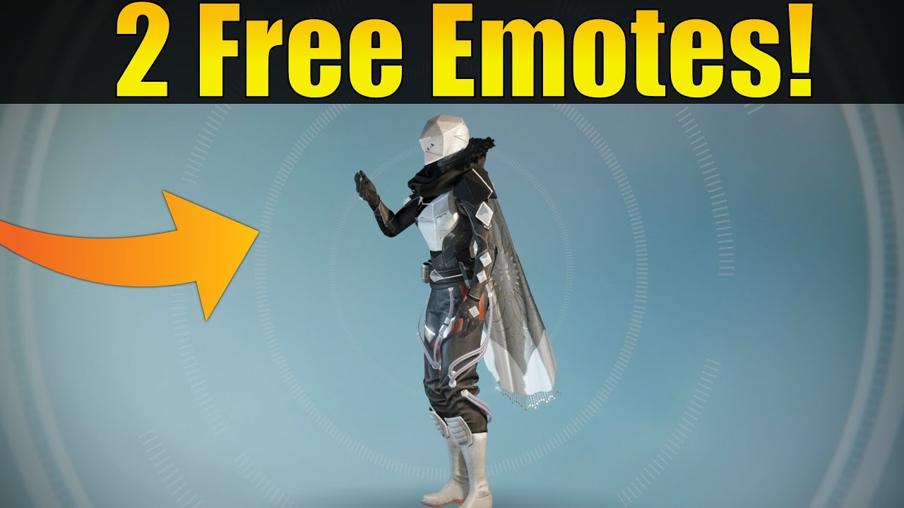 how to get destiny 2 popcorn emote