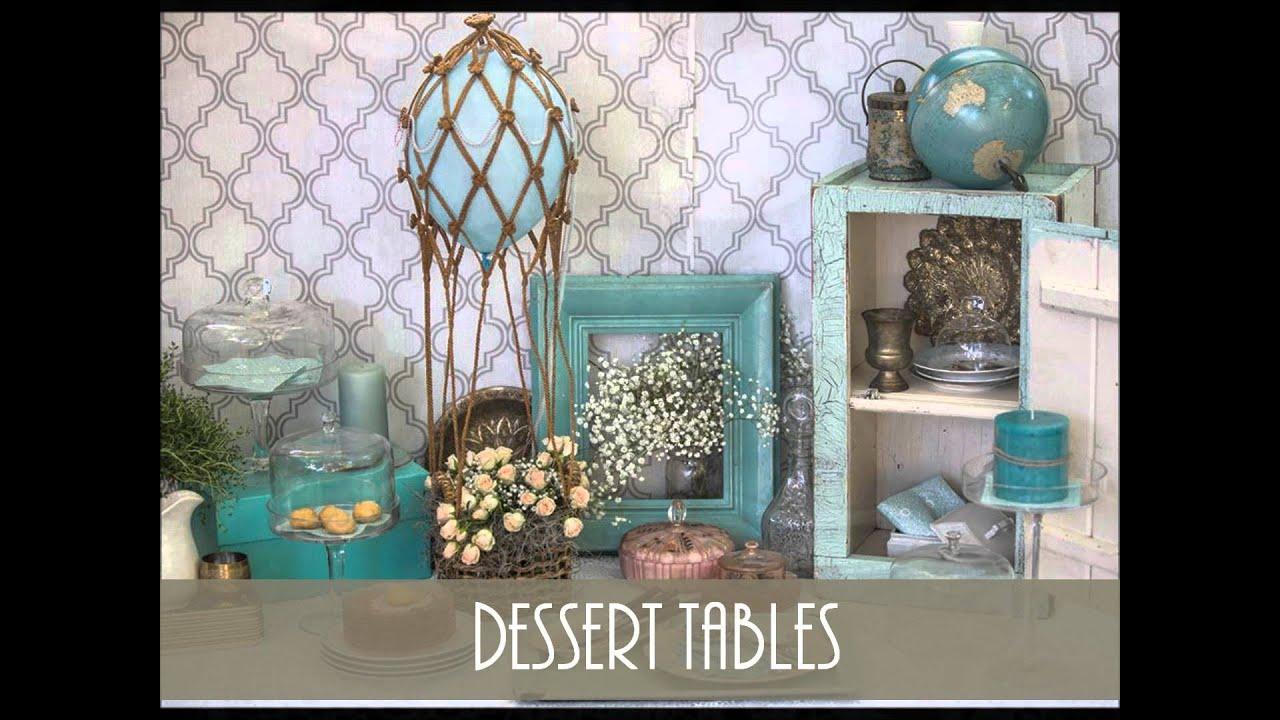 Vintage wedding furniture decor - Anna Jane Chic Vintage Wedding Event Styling And Decor Rentals Youtube