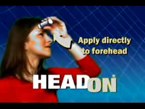 headon headache