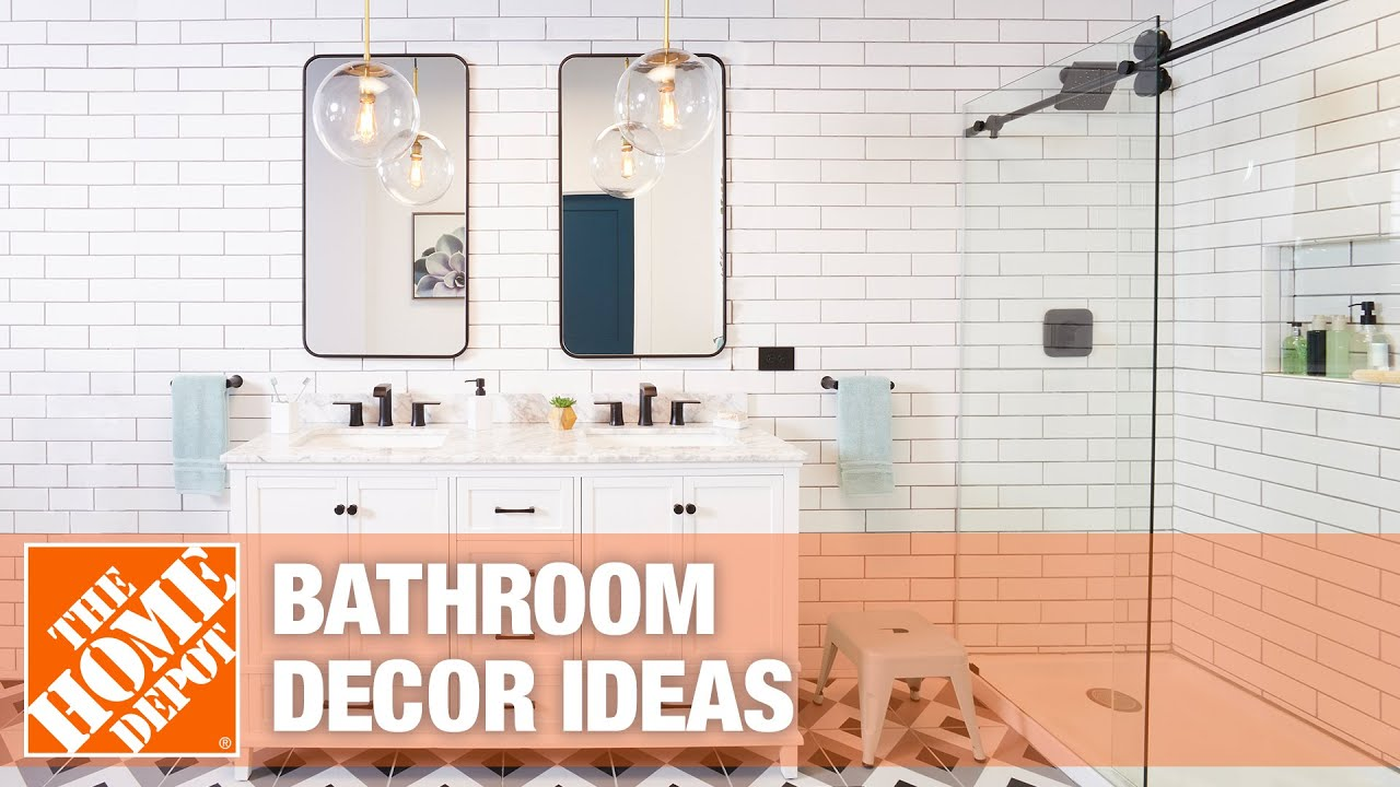 Bathroom Decor Ideas - The Home Depot