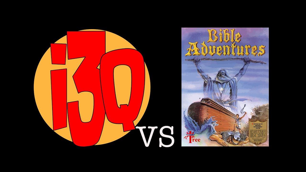 Le RetroRecensioni Fatte Male E13: Bible Adventures NES (Andremo all'inferno da infermi per questo!)