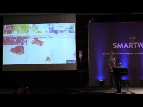SmartWeb 2014 - Kaelig - Bridging the gap between developers and designers at theguardian.com