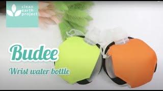 Budee Wrist water bottle