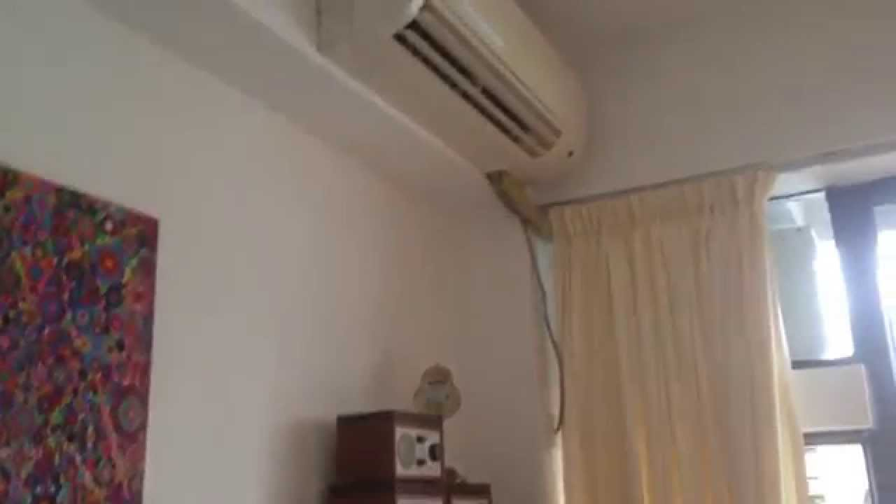 How we keep the apartment cool without central air-conditioning ...